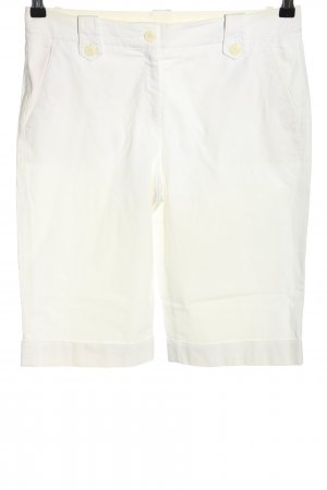 s.Oliver Bermuda bianco stile casual