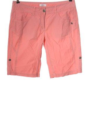 s.Oliver Bermuda rosa stile casual
