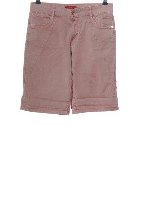 s.Oliver Bermuda pink Casual-Look