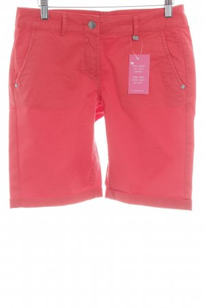 s.Oliver Bermuda rot Casual-Look
