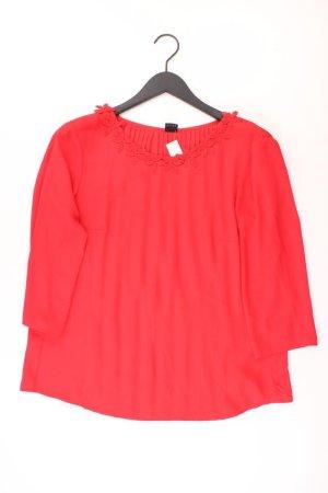 s.Oliver Black Label Bluse Größe 38 rot aus Polyester