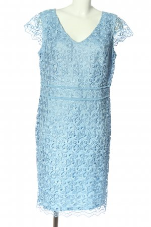 s.Oliver Black Label Cocktailkleid blau Elegant