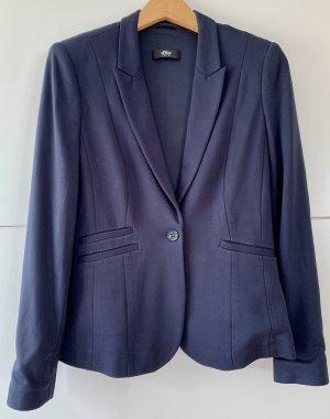 s.Oliver Black Label Trouser Suit dark blue