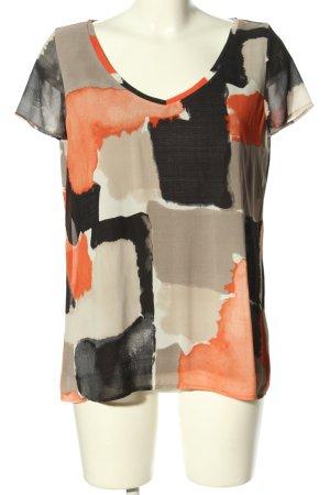 s.Oliver Black Label Koszulka typu batik Wielokolorowy