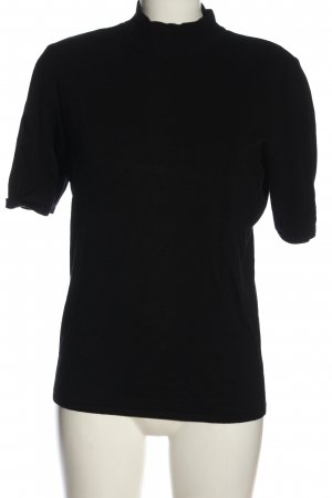 s.Oliver Black Label Short Sleeve Sweater black casual look