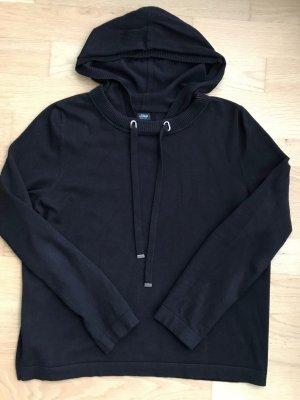 S ' Oliver Black Label Pullover schwarz Gr 40 / L
