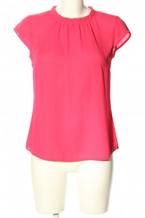 s.Oliver Black Label Schlupf-Bluse pink Casual-Look