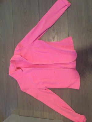 s.Oliver Klassischer Blazer roze-neonroos
