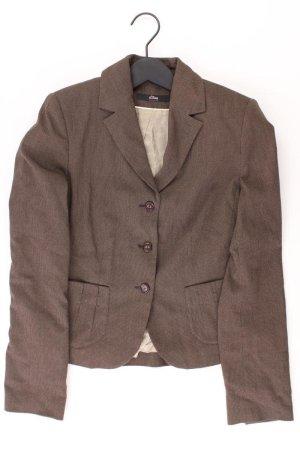 s.Oliver Blazer Größe 34 braun aus Polyester