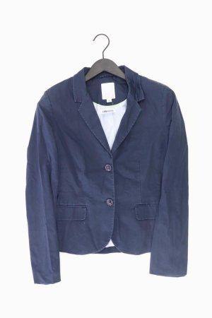 s.Oliver Blazer Größe 38 blau aus Polyester