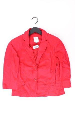 s.Oliver Blazer Größe 38 rot aus Baumwolle