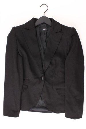 s.Oliver Blazer Größe 40 schwarz aus Acetat