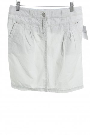 s.Oliver Bleistiftrock creme Casual-Look
