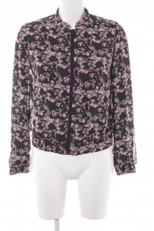s.Oliver Blouson Blumenmuster Casual-Look
