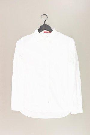 s.Oliver Bluse Größe 38 weiß aus Polyester