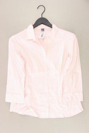 s.Oliver Bluse Größe 40 3/4 Ärmel pink aus Baumwolle