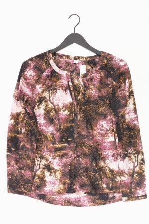 s.Oliver Bluse Größe 40 mehrfarbig aus Polyester