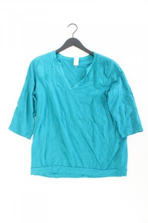 s.Oliver Blouse turquoise polyester