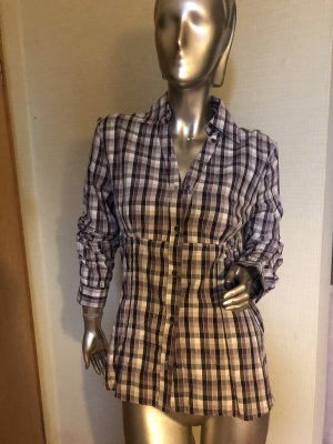 s.Oliver Checked Blouse multicolored