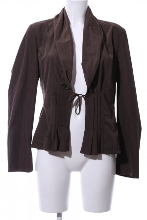 s.Oliver Blusenjacke braun Casual-Look