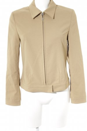 s.Oliver Blusenjacke beige Casual-Look