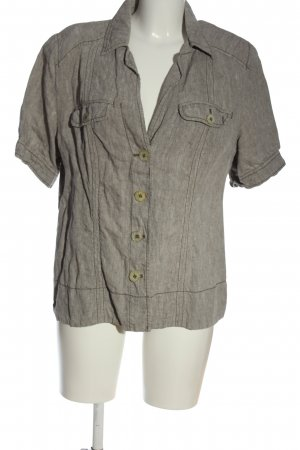s.Oliver Chaqueta tipo blusa gris claro elegante