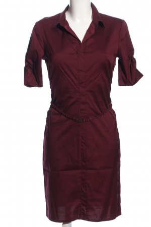 s.Oliver Blusenkleid rot Business-Look