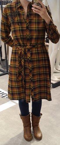 S.Oliver Blusenkleid Hemdkleid Kleid 36 38 S M
