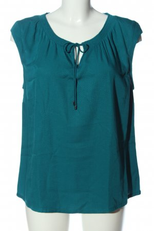 s.Oliver Blusentop blau Casual-Look