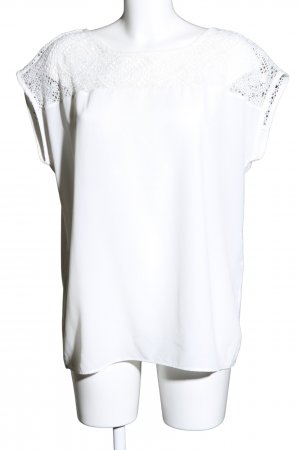 s.Oliver Blouse topje wit casual uitstraling