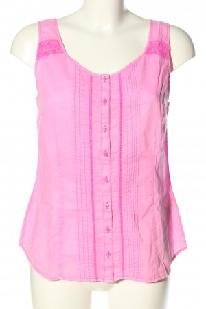 s.Oliver Blouse topje roze casual uitstraling