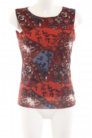 s.Oliver Blouse topje abstract patroon casual uitstraling