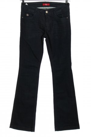 s.Oliver Boot Cut Jeans black casual look