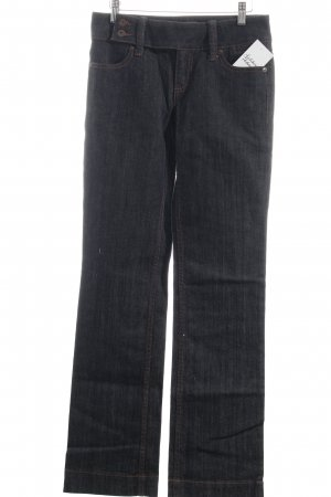 s.Oliver Boot Cut Jeans dunkelblau Casual-Look