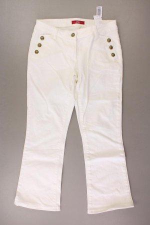 s.Oliver Jeans bootcut multicolore coton