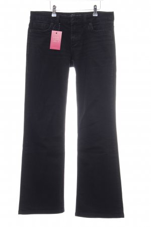 s.Oliver Boot Cut Jeans schwarz Casual-Look
