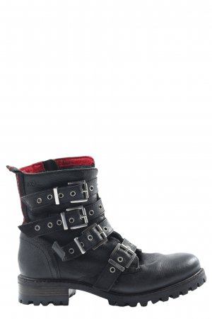 s.Oliver Booties schwarz Casual-Look