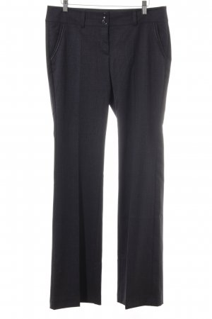 s.Oliver Bundfaltenhose Karomuster Business-Look