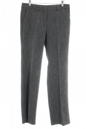 s.Oliver Bundfaltenhose taupe-grau Business-Look