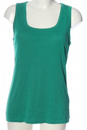 s.Oliver Camisole groen casual uitstraling