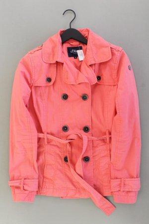 s.Oliver Pilotenjack stoffig roze-rosé-lichtroze-roze