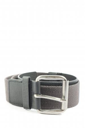 s.Oliver Canvas Belt black casual look