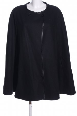 s.Oliver Cape black casual look