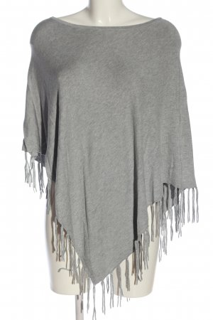 s.Oliver Cape hellgrau Casual-Look