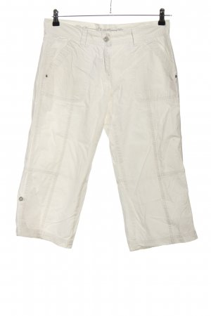 s.Oliver Capris natural white casual look