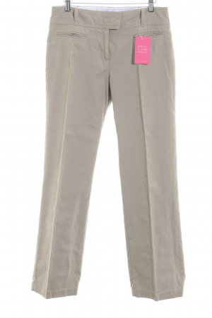 s.Oliver Caprihose beige Business-Look