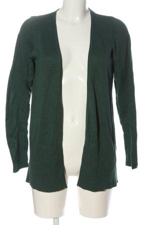 s.Oliver Cardigan grün Casual-Look