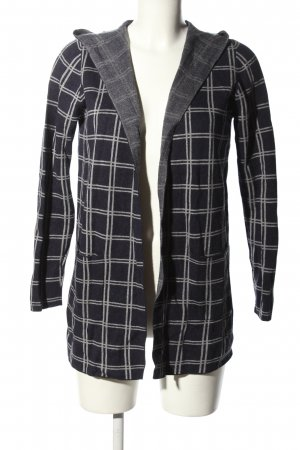 s.Oliver Cardigan black-white allover print casual look