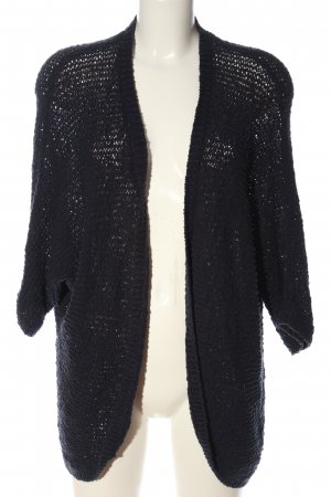 s.Oliver Cardigan schwarz Webmuster Casual-Look