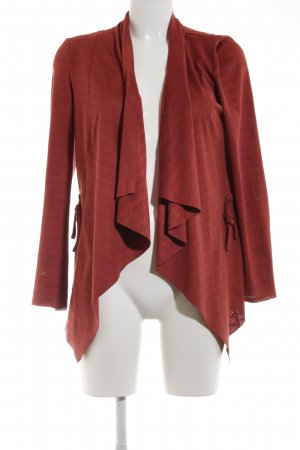 s.Oliver Cardigan rot Business-Look